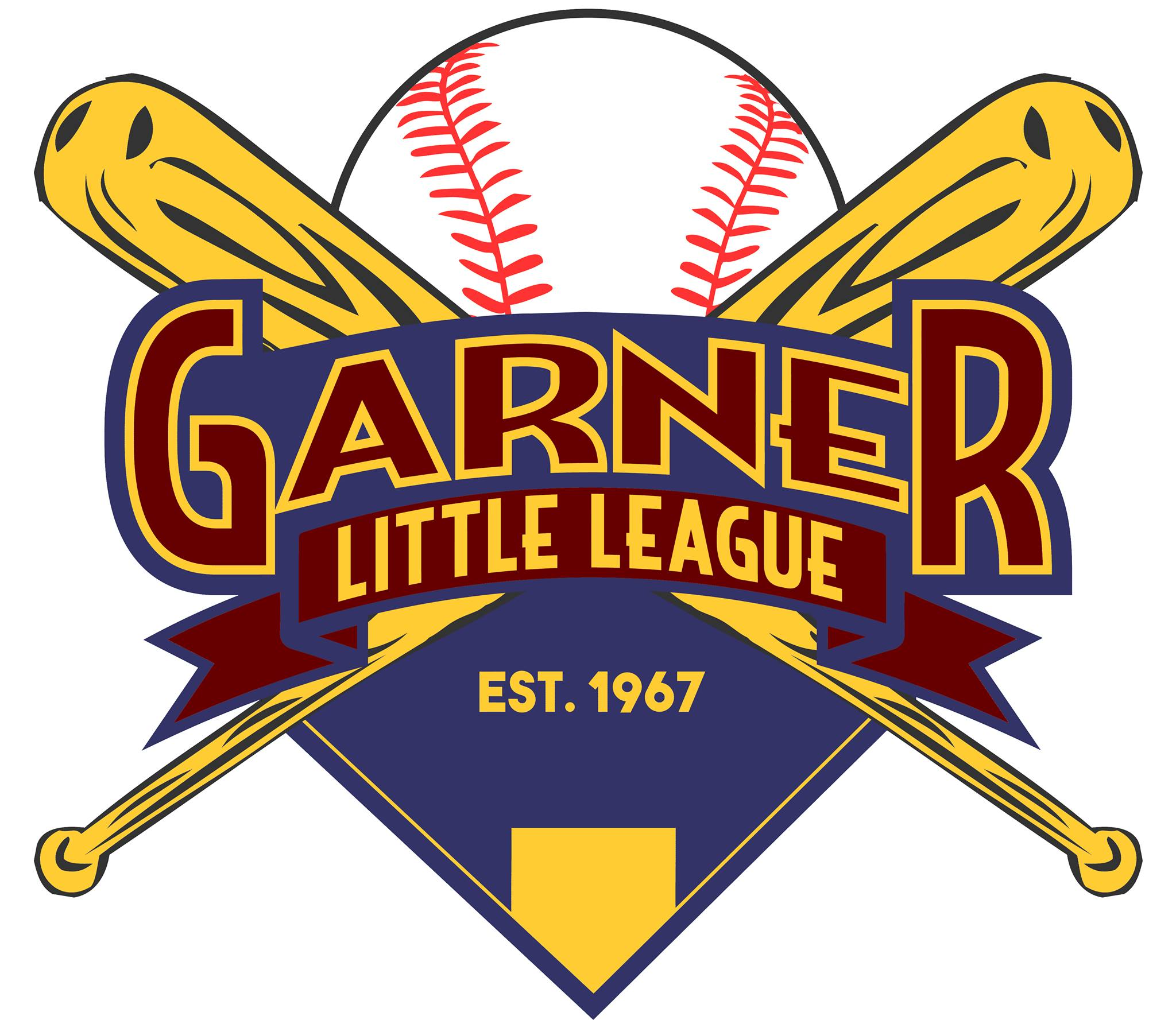 Garner Little League logo